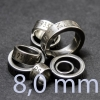 8,0 mm staal