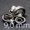 9,0 mm staal